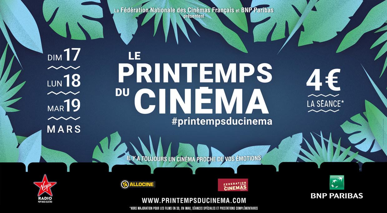 Printemps du Cinéma
