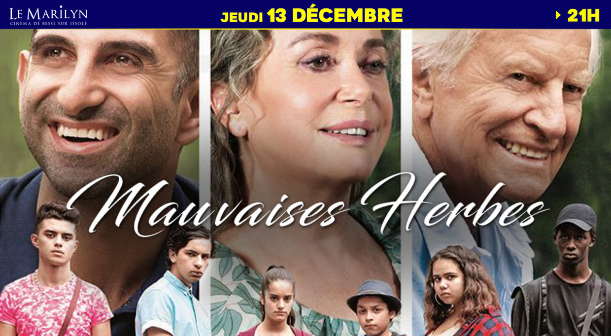 Photo du film Mauvaises herbes