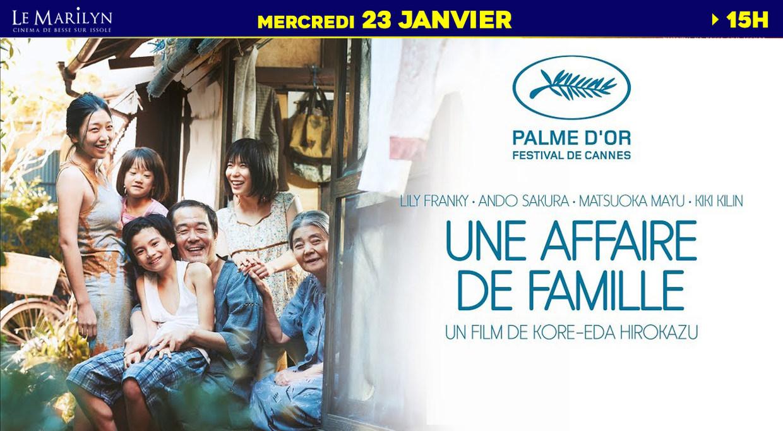 Photo du film Une Affaire de famille