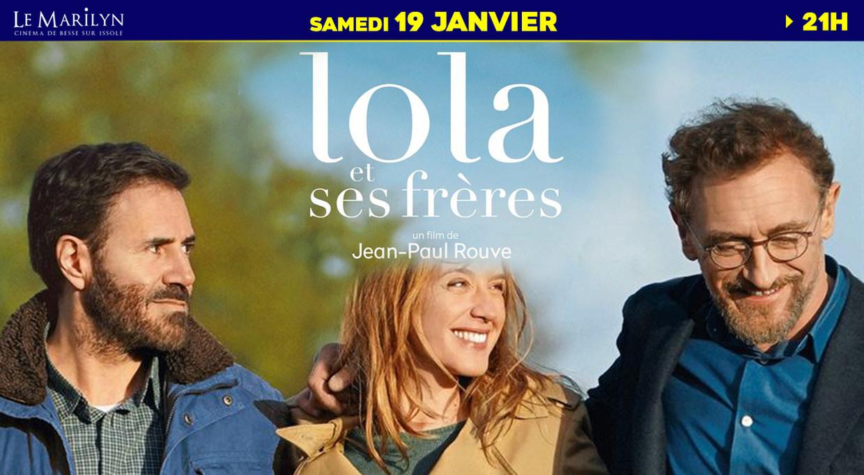 Photo du film Lola et ses frères