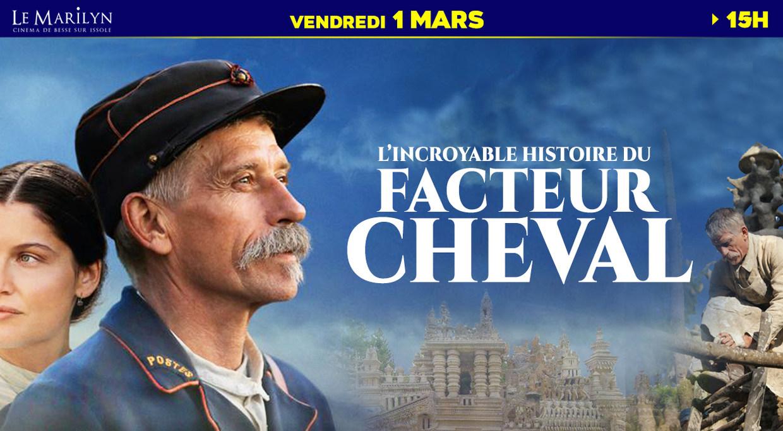 Photo du film L'Incroyable histoire du Facteur Cheval