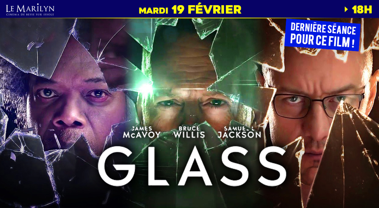 Photo du film Glass