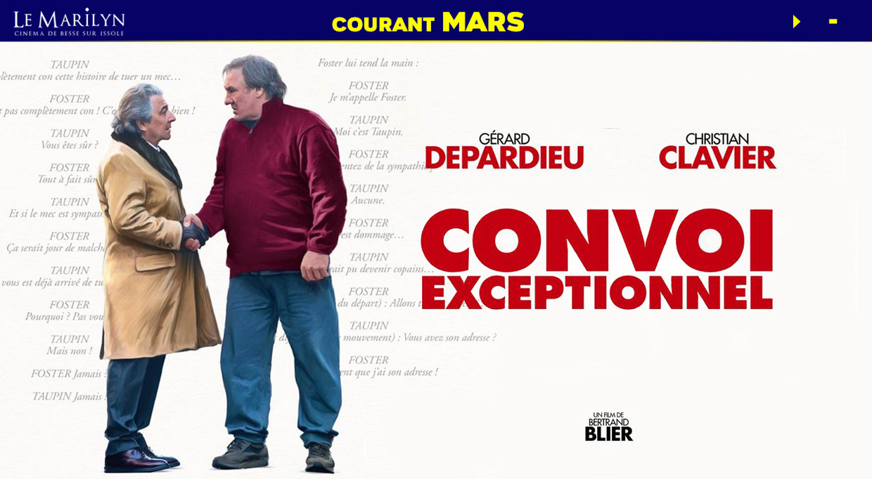 Photo du film Convoi exceptionnel