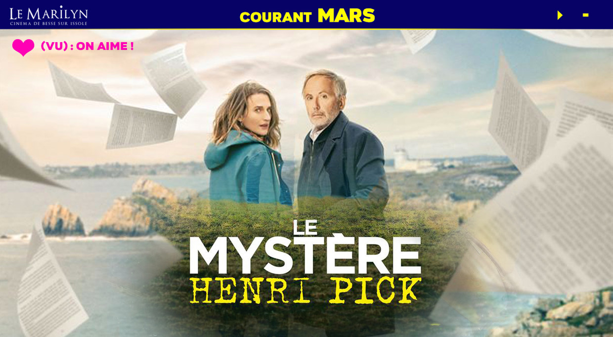 Photo du film Le Mystère Henri Pick