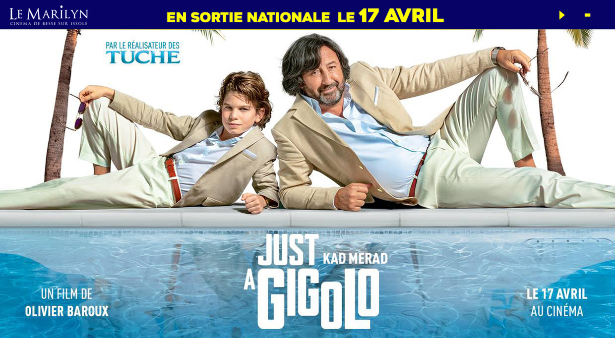Photo du film Just a gigolo