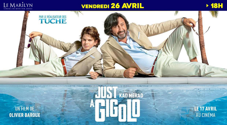 Photo du film Just a gigolo