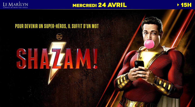 Photo du film Shazam!