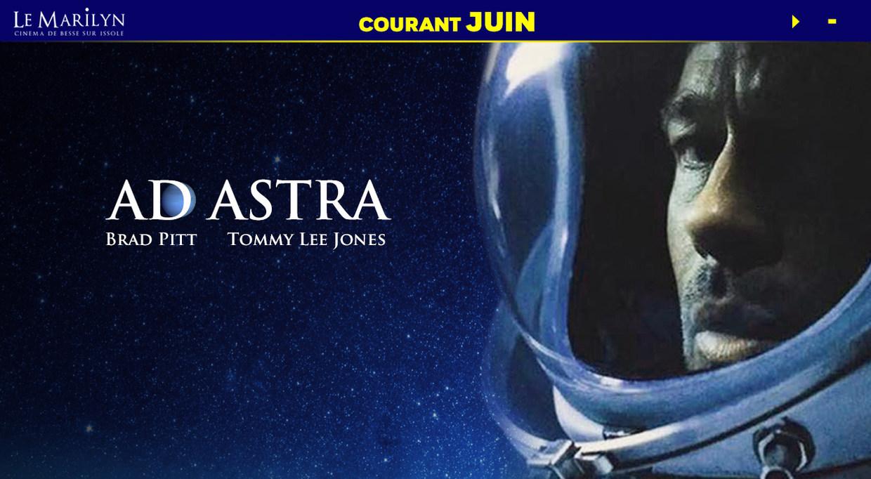 Photo du film Ad Astra