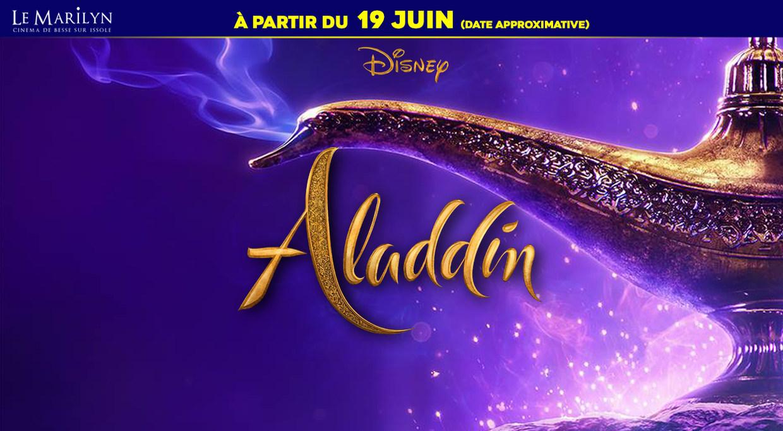 Photo du film Aladdin