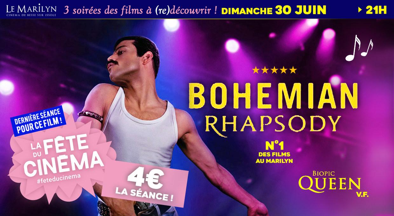 Photo du film Bohemian Rhapsody - Son Dolby Atmos
