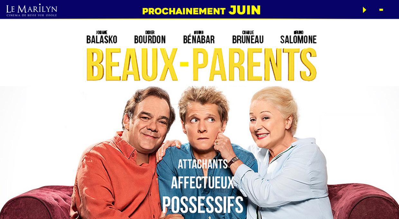 Photo du film Beaux-parents