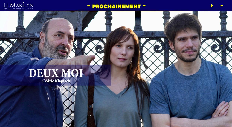 Photo du film Deux moi