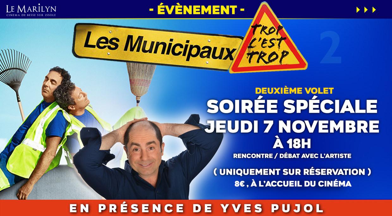Photo du film Les Municipaux, trop c'est trop !