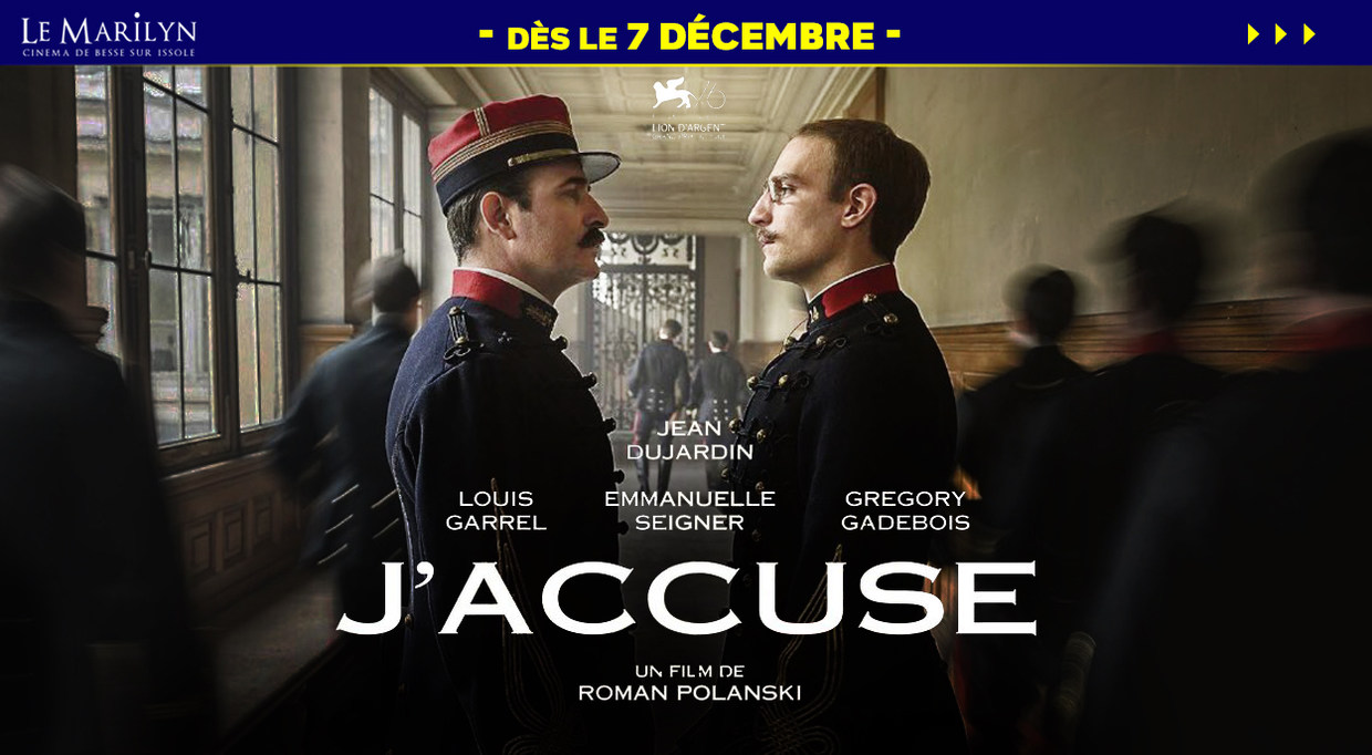 Photo du film J'accuse