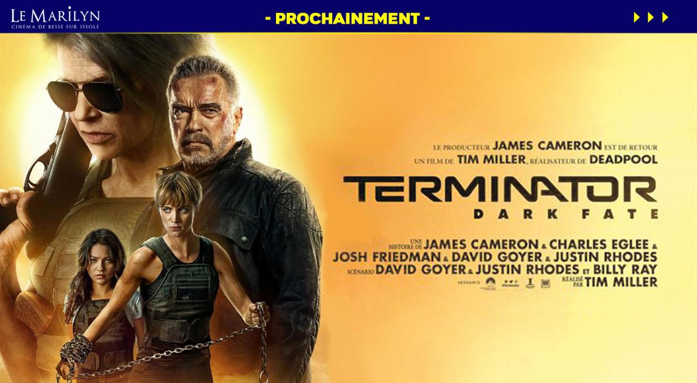 Photo du film Terminator: Dark Fate