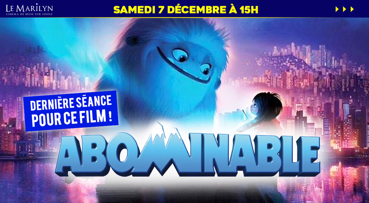 Photo du film Abominable