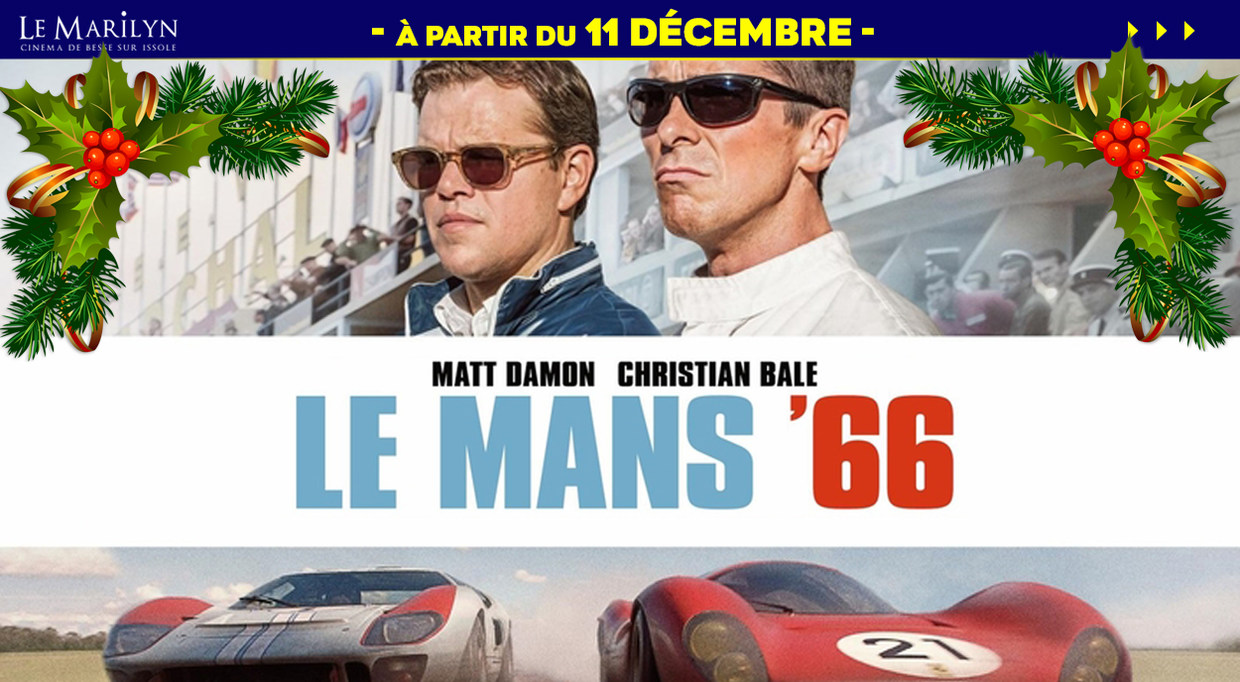Photo du film Le Mans 66