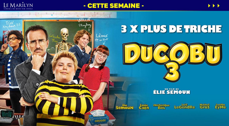 Photo du film Ducobu 3