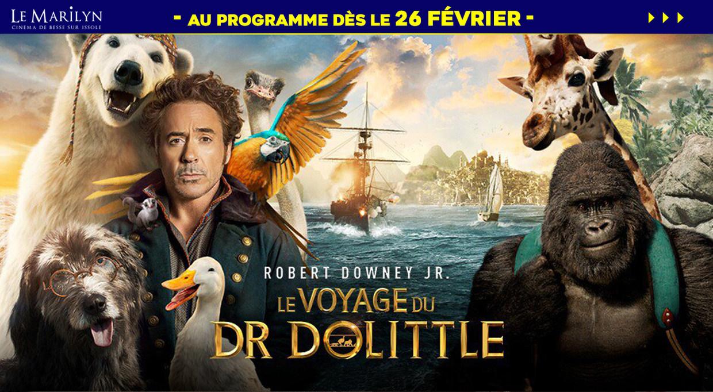 Photo du film Le Voyage du Dr Dolittle
