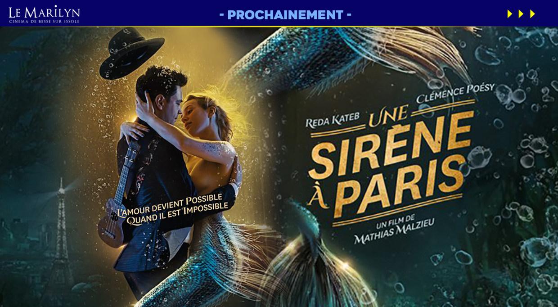 Photo du film Une Sirène à Paris
