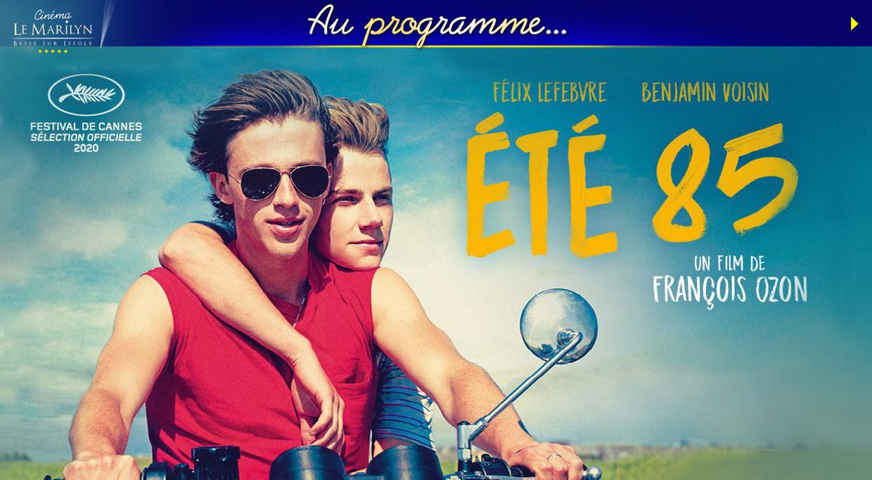 Photo du film Eté 85