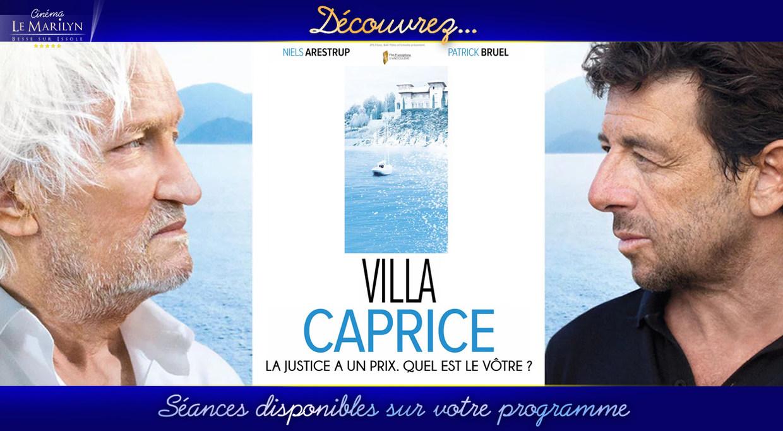 Photo du film Villa Caprice