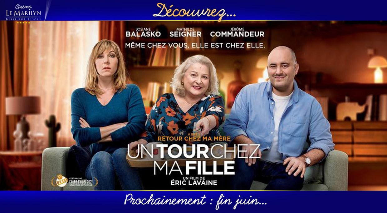 Photo du film Un Tour Chez Ma Fille