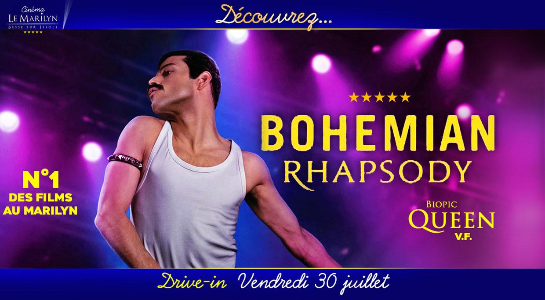 Photo du film Bohemian Rhapsody (Drive-in 2021)