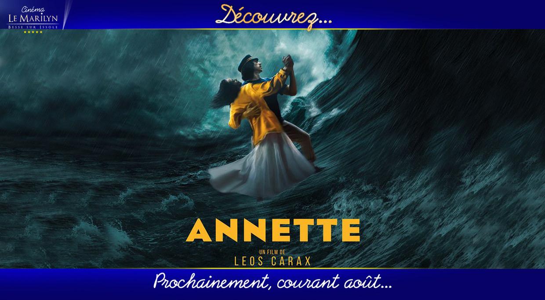Photo du film Annette