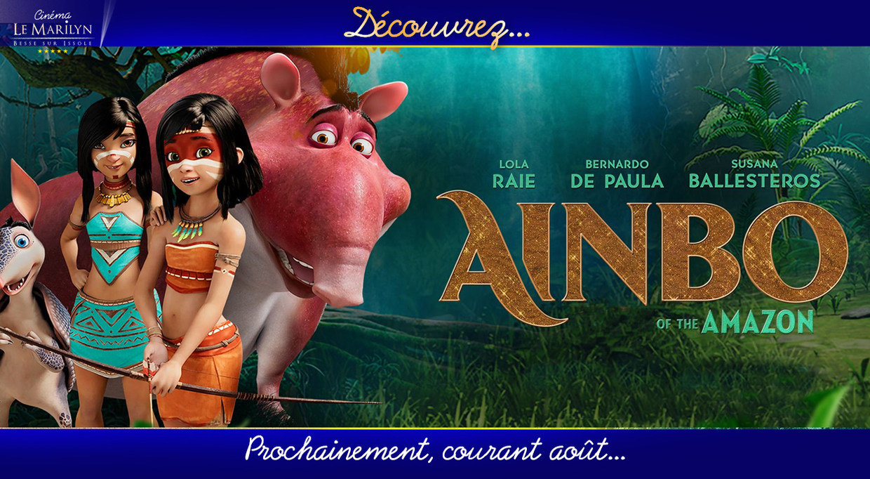 Photo du film Ainbo, princesse d'Amazonie