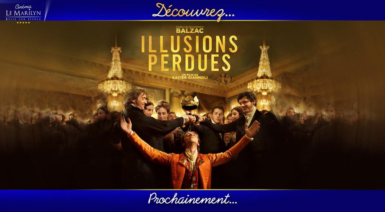 Photo du film Illusions Perdues